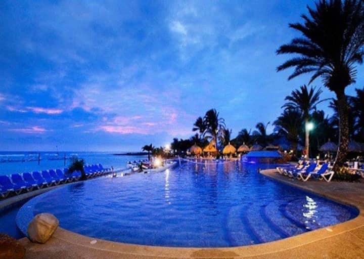 Semana todo incluido en Hotel SUNSOL (Isla Coche)