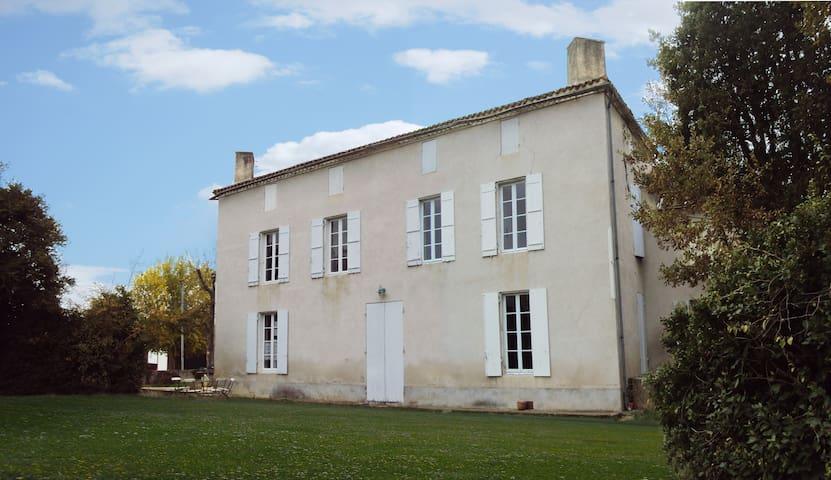 Ecole du vin de Pichon - Saint-Léon - ที่พักพร้อมอาหารเช้า