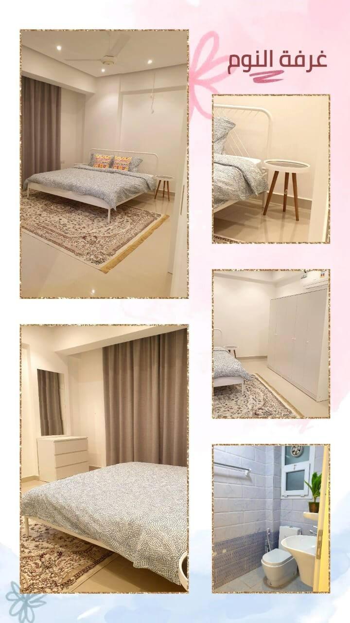 شقة إستوديو بغرفة نوم واحدة بمنطقة المعبيلة بمسقط