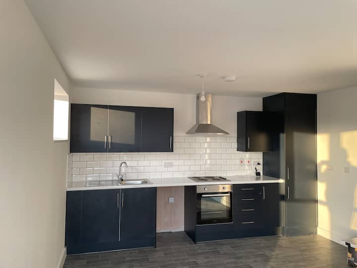 Double Room in Brand New Build