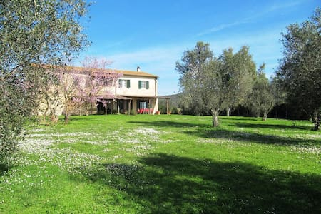 Typical Tuscan Lovely Country House - House