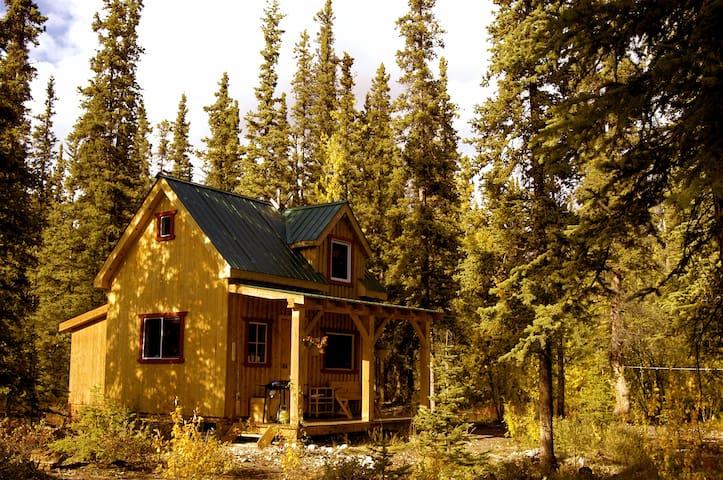 Wheaton River Wilderness Cabin