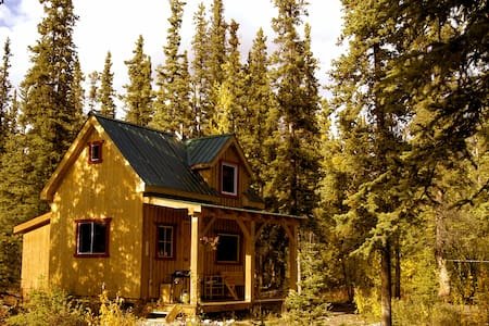 Wheaton River Wilderness Cabin