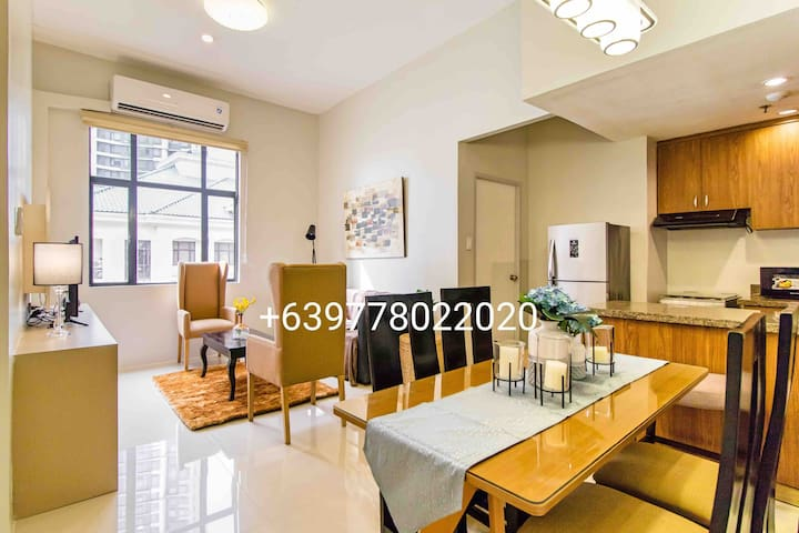 Forbeswood Heights BGC 2 Bedroom & 2 Bathroom Unit