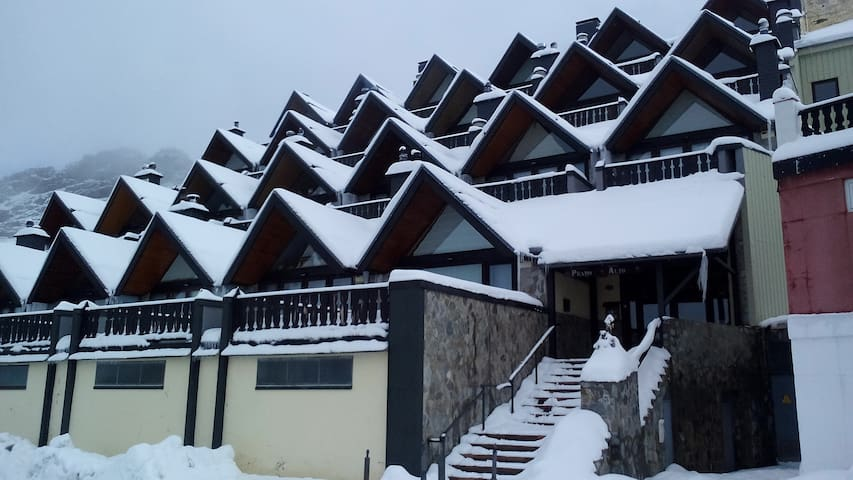 Duplex de estilo loft en Sierra Nevada - Monachil - Loft