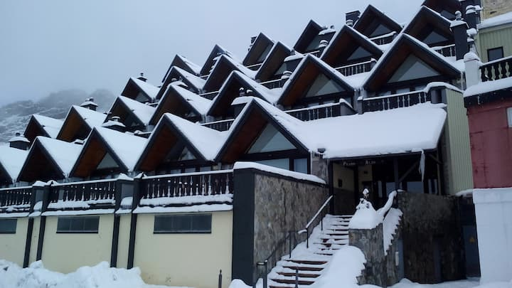 Duplex de estilo loft en Sierra Nevada