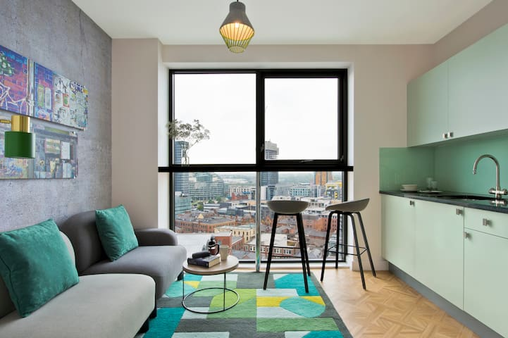 Church Street by Supercity: One Bedroom Suite