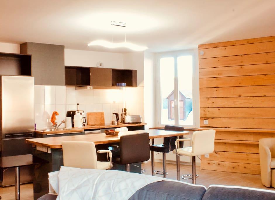 Magnifique chambre hypercentre luz 1a apartamentos en alquiler en luz saint sauveur occitanie - Apartamentos luz saint sauveur ...
