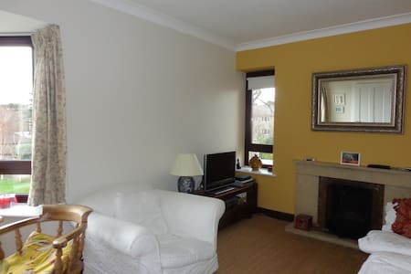 One-bed apartment near sea. On city centre route. - Co Dublin