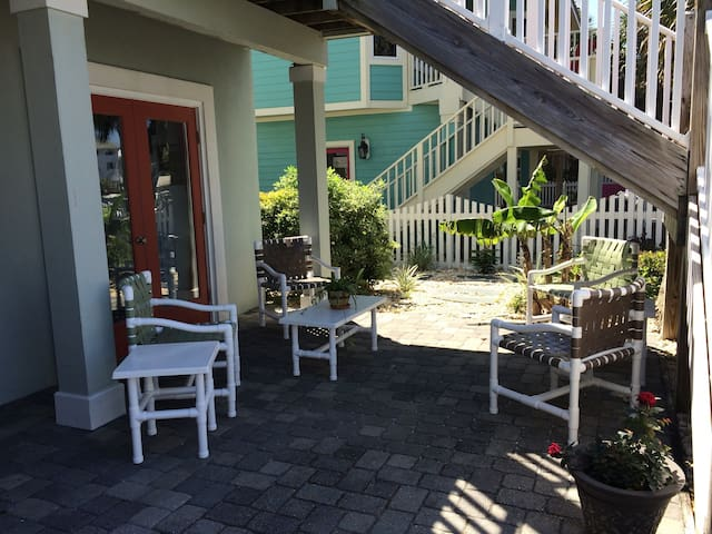 Additional Seating Area on Patio