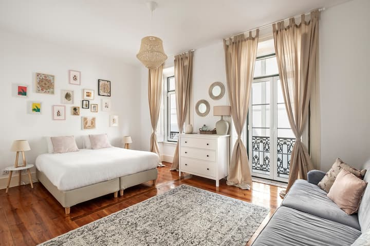 Spacious Nest | Lisbon City Centre