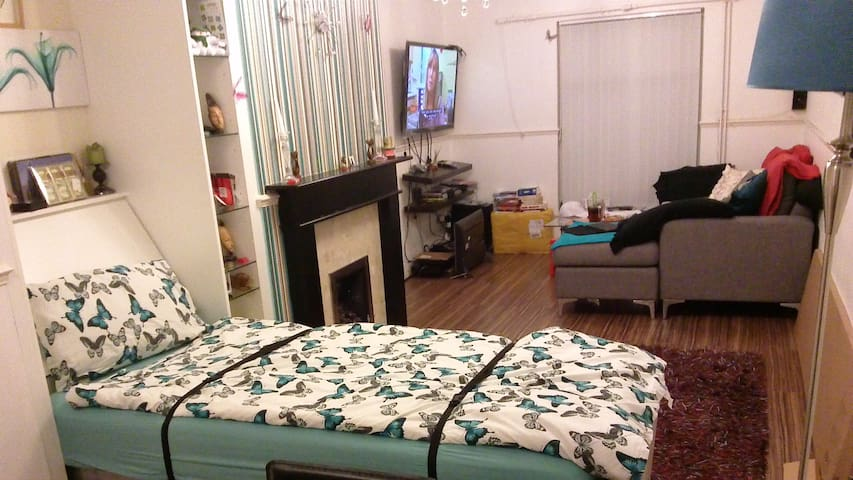 NEAR STANSTED+CTRL LONDON, SNGLE BED+ A DBLE BEDRM - Harlow
