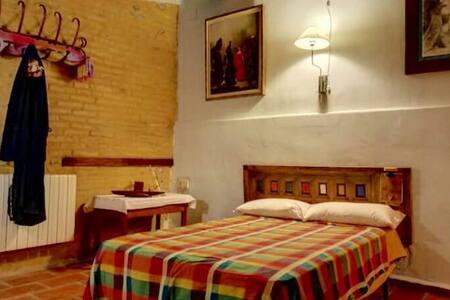 Habitación Doble con baño privado - València