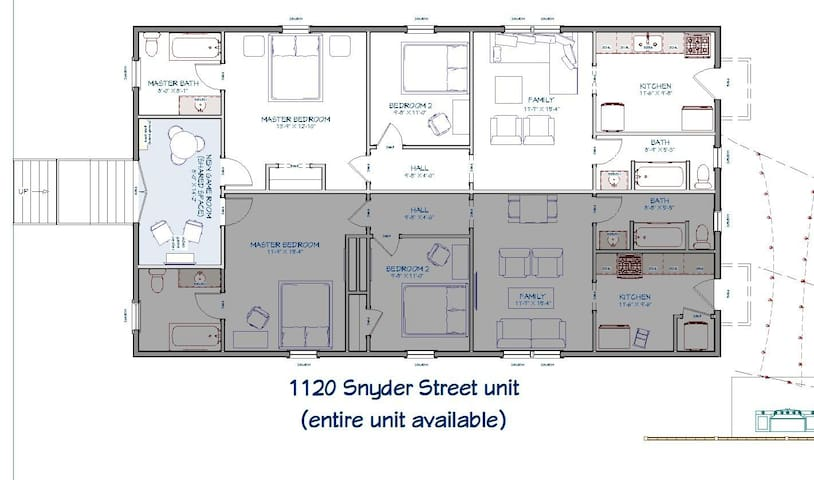 Floor Plan for this unit