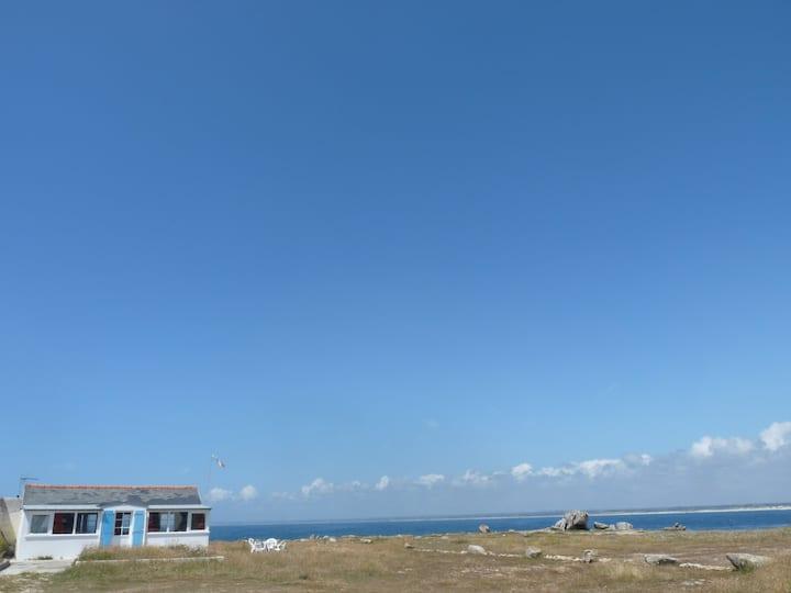 Ravissante maison Face mer à St Guénolé Penmarc'h