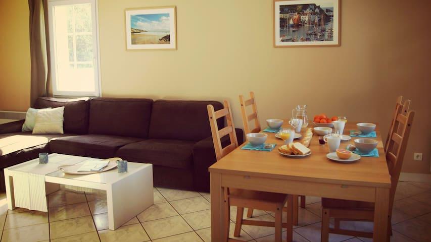 Maison de vacances belle ile - locmaria - bourhic - Locmaria