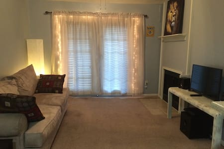 Private Spacious Apartment - Baton Rouge - Apartamento