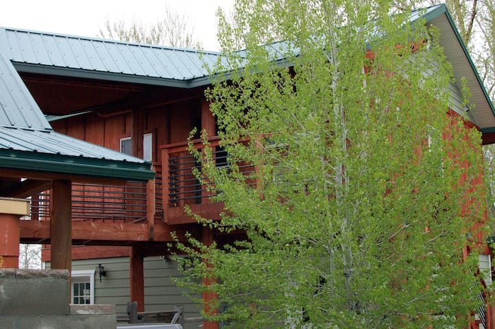 The Rainbow Cabin (perfect for skiers) - Bozeman - Apartemen