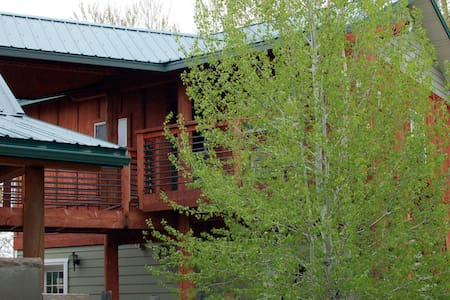 The Rainbow Cabin (perfect for skiers) - Bozeman - Pis