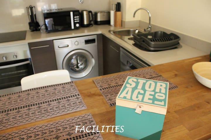 JP House - Clean & Safe Apartment