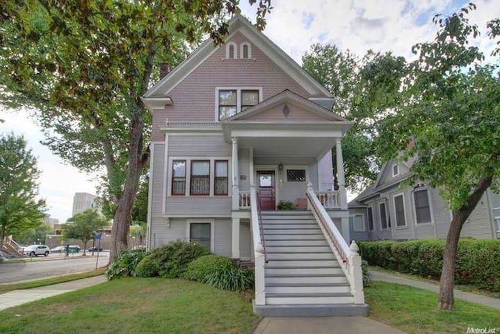 Historic Calvin Crocker House Unit B