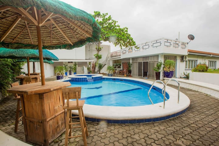 San Juan private villa with pool
