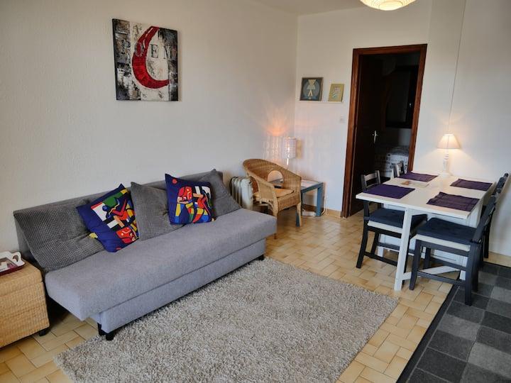 Bel appartement  rénové à  Marseillan ville