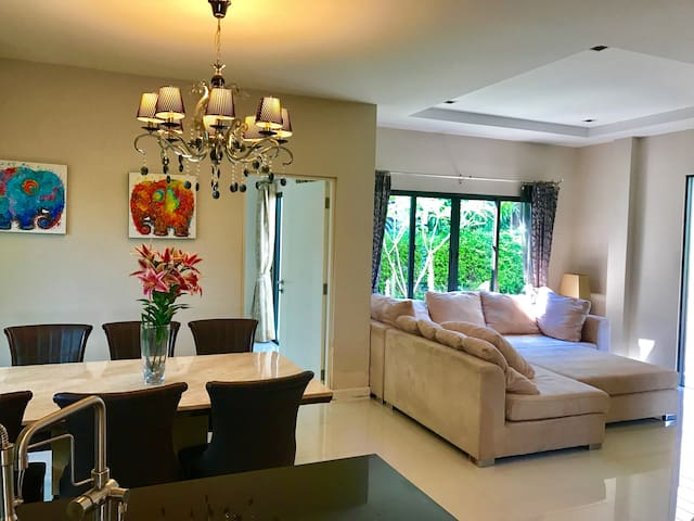 3BRM 3bath Luxury home in north BKK - Bangkok - Casa