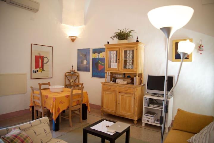 House w/ star shape vaults. Salento - Marittima - บ้าน