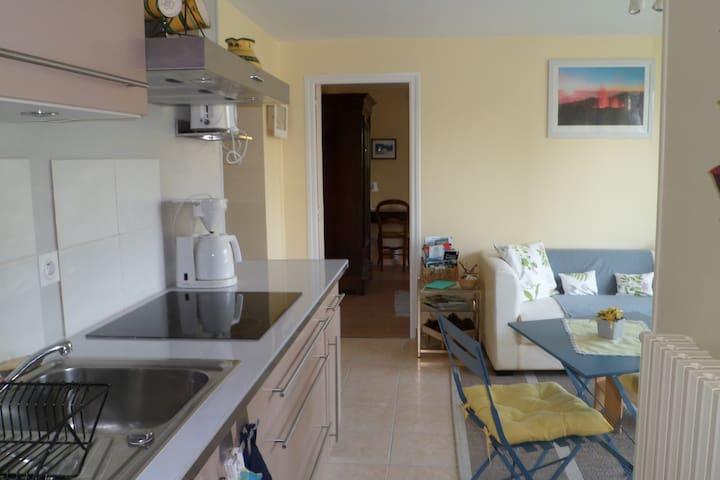 Très agréable maison à Dinard