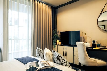 Comfy Retreat @ the Heart of Bangkok (Near MBK) - Bangkok