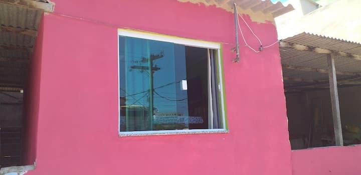 Sobradinho rosa 02 ao lado da mansão rosa
