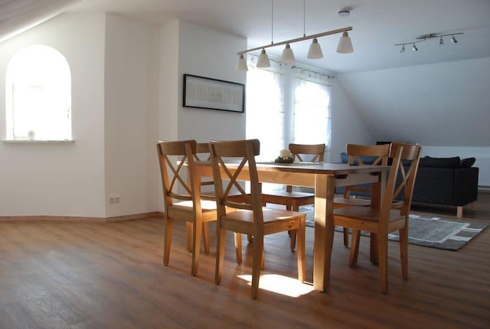Schöne große Wohnung bei Ingolstadt