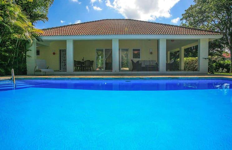 Villa 63 Residential Hispaniola, Sosua, DR. - Sosúa - Villa