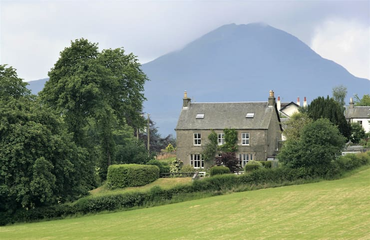"The ""Old Manse"" in Loch Lomond National Park"