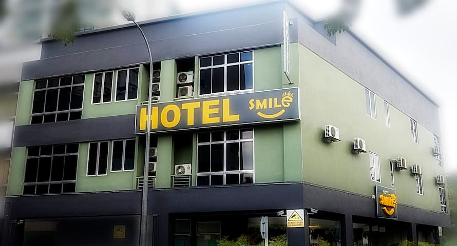 Smile Hotel Selayang Point Family Hotel Stay