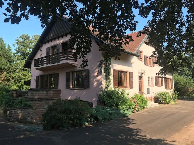 Charmante Demeure au Calme - Parc/Piscine/Tennis