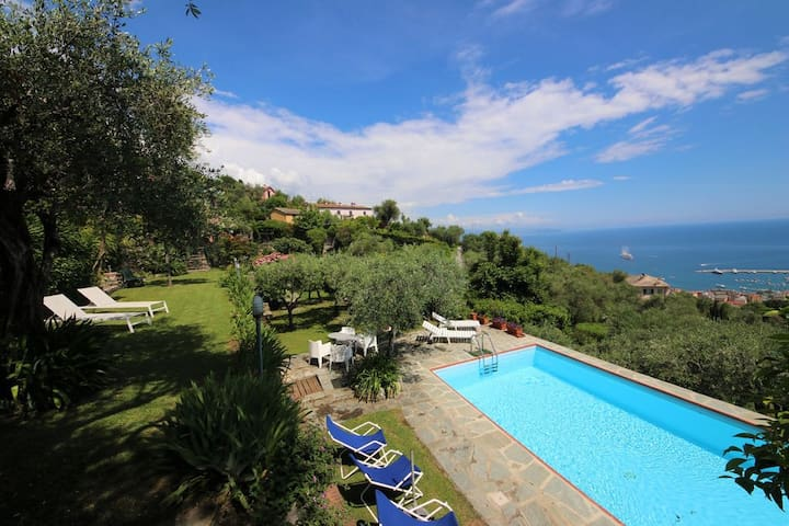 VILLA BELVEDERE by KlabHouse-6BR w/Pool Terrace