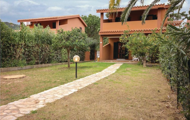 Holiday apartment with 2 bedrooms on 49m² in Costa Rei -CA-