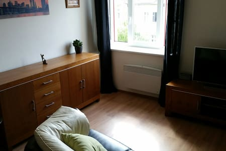 Nice new apartment 15min --> centre, near vysehrad - Flat