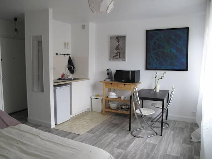Studio aux Portes de Strasbourg
