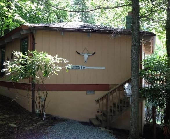 Newly Listed - Walk to Slopes Ski Cabin - Beech Mountain - Cabin