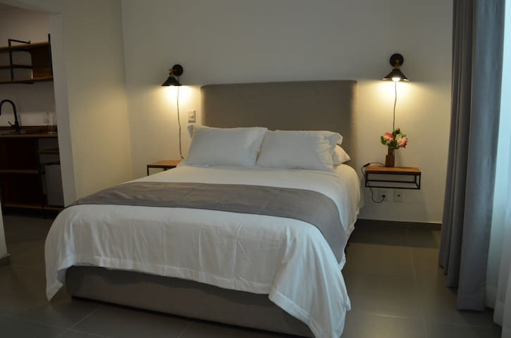 All New Loft w/premium mattress 2nd floor 8