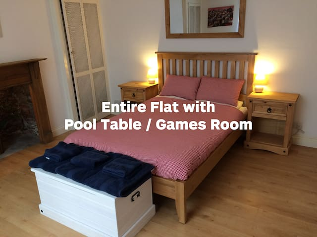 Cosy Flat Nr Barbican, Hoe & City Center + Parking - Plymouth - Wohnung