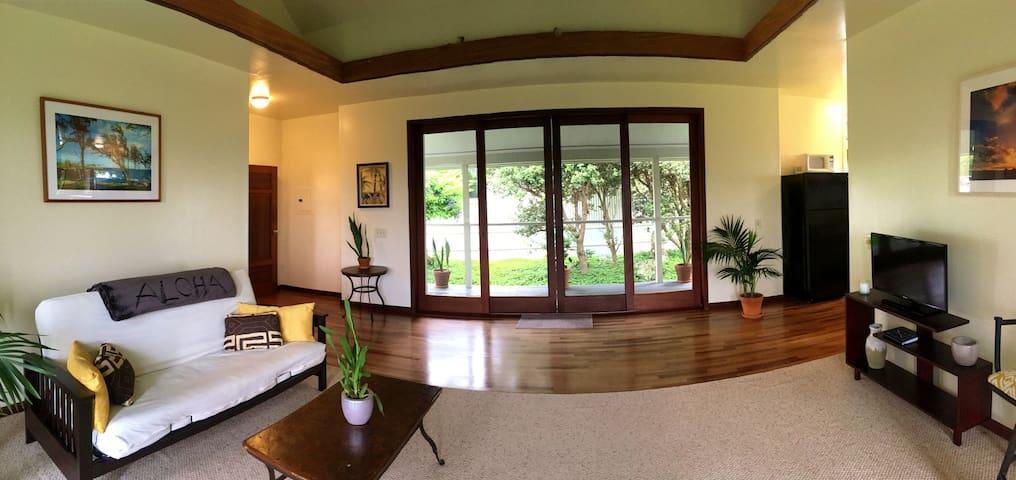 Ohia Hale (Hawi, North Kohala)