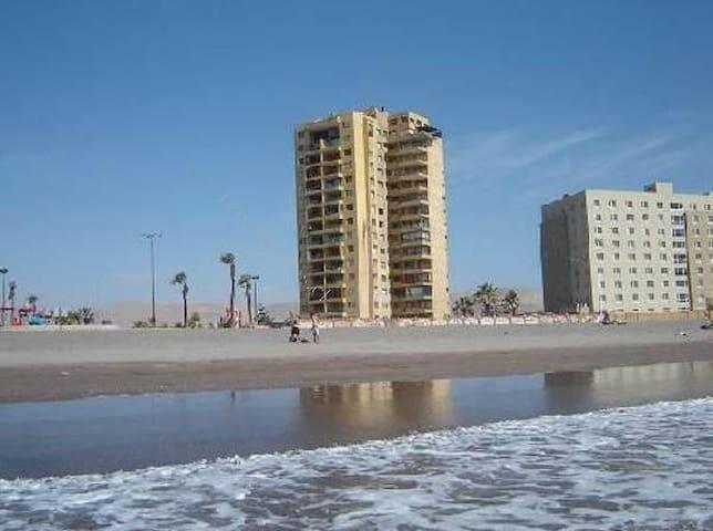 Complejo habitacional Entero/beach front apartment