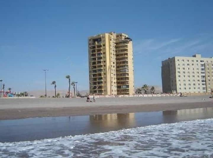 Complejo habitacional Entero/beach front apartment