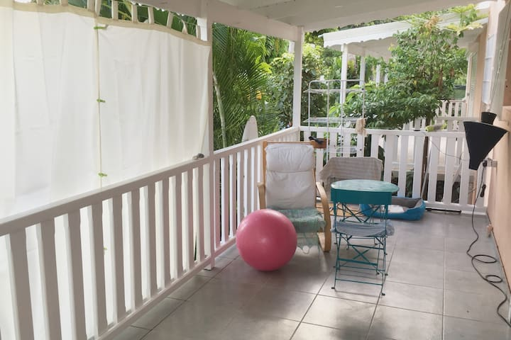 3 rooms apartment in French Saint-Martin