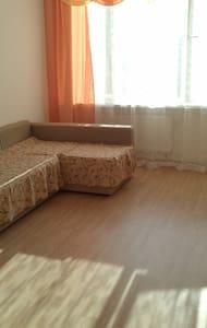 Квартира в новом доме рядом с Мега-Икеа (Дыбенко) - Кудрово