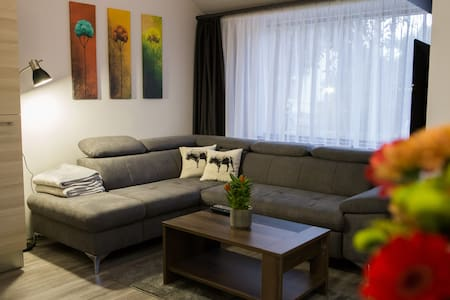 Kikelet Apartman-Modern ház az otthon kényelmével
